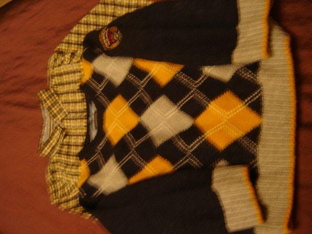Conjunto camisa/camisola(Chicco)
