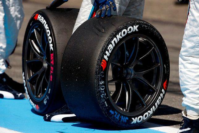 Napisy na opony Hankook Toyo Yokohama Falken Pirelli Michelin Dunlop