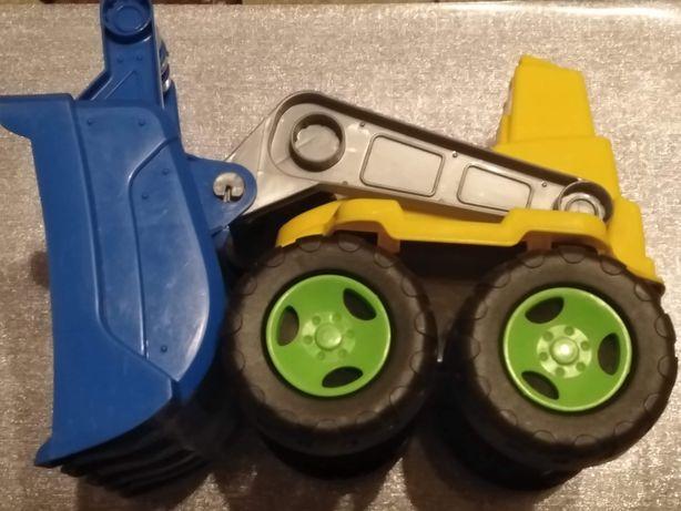 Zabawkowa koparka