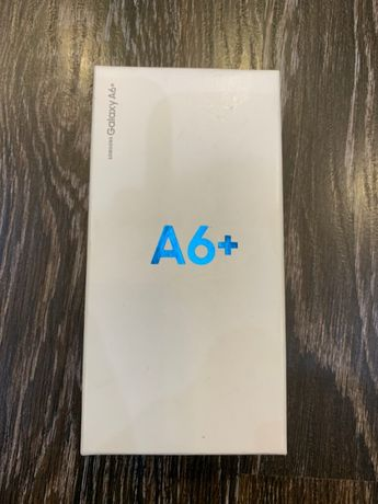 Смартфон Samsung Galaxy A6+ SM-A605 Gold (їдеал)