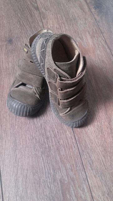 Buty skórzane dziecięce roz. 28