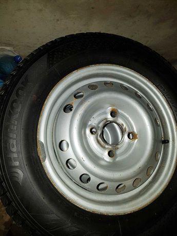 Зимние шины, диски R13