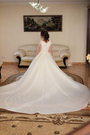 Весільна сукня, свадебное платье 42р.