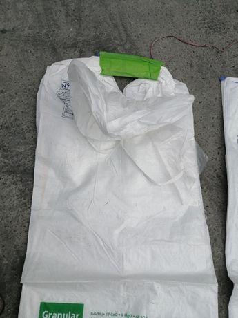 Duża Hurtownia Worków Big Bag / rozmiar worka 69/69/143 cm