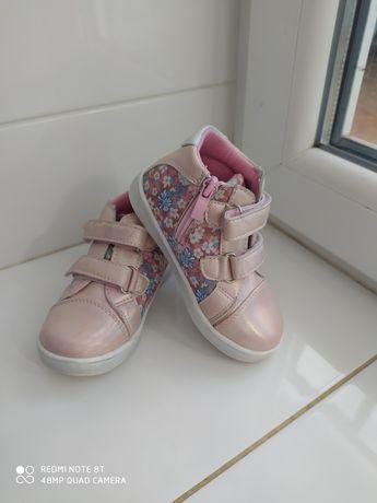 Осенние ботинки на девочку 2-3 лет