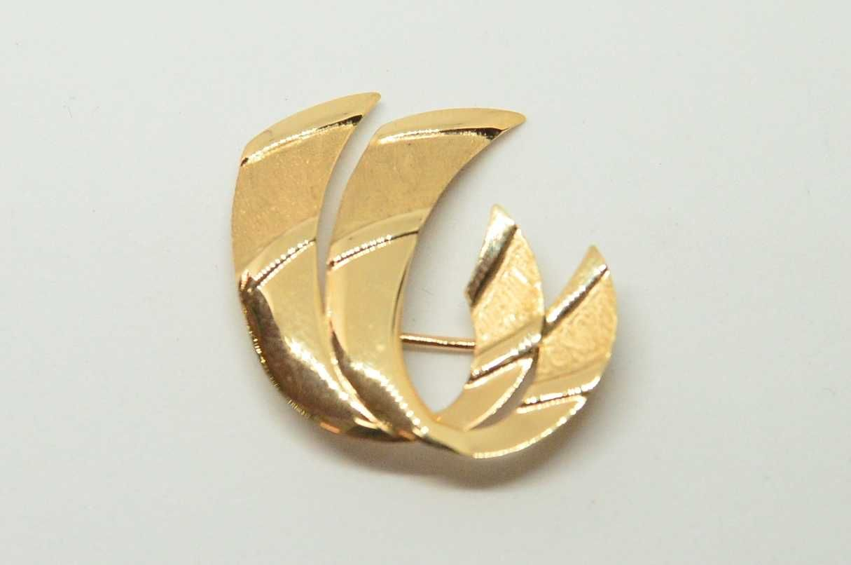 Złota broszka 585 waga 2,46g Lombard Tarnów