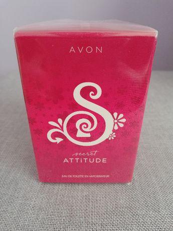 Woda toaletowa Secret Attitude 50ml AVON