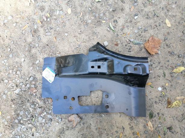 Ford fusion (mondeo) SE mk5 usa панель задняя (багажника), внешняя