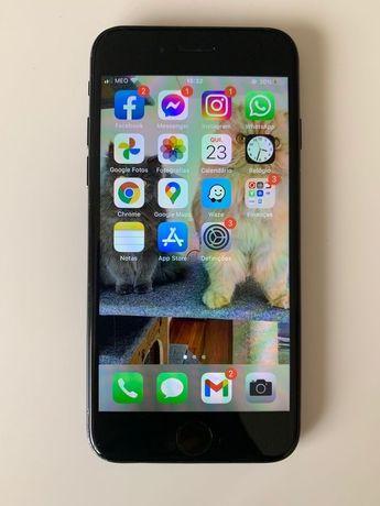 Iphone 7 cor preta 128gb