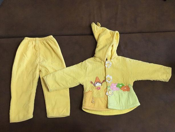 Продам детский костюм для девочки 2-3 года