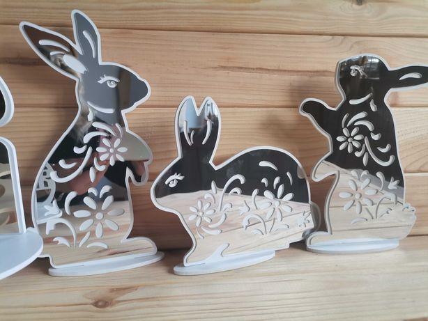 Пасхальный декор, зайцы пасхальные. Зайчик декор