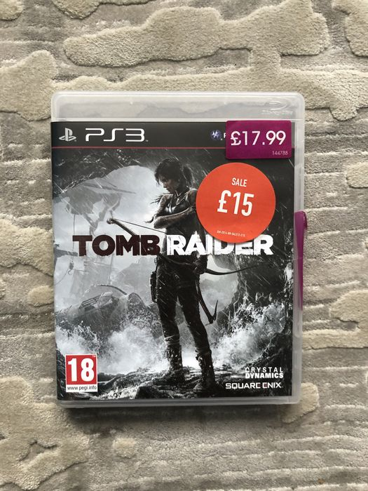Playstation 3 ps 3 tomb raider игра для пс4 плейстейшен 3 Киев - изображение 1