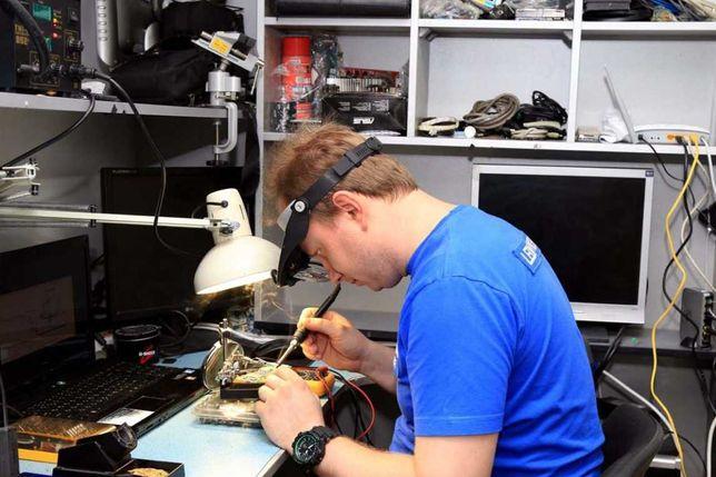 Ремонт компьютеров, ремонт ноутбуков, установка Windows. Сборка ПК.