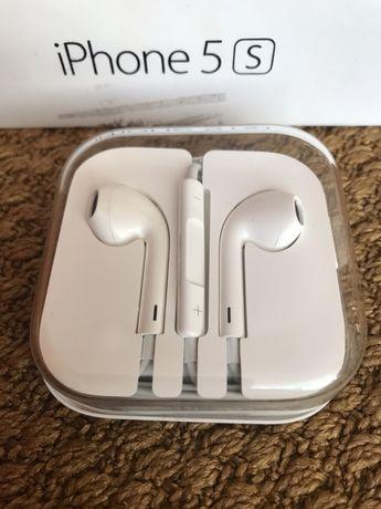 Słuchawki apple iphone Earpods(nowe)