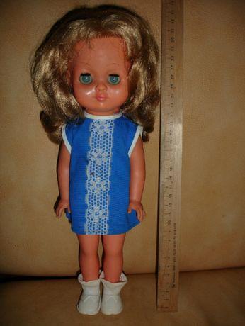 Кукла ГДР/лялька німецька, зріст 31 см; стан нової; раритет часів срср