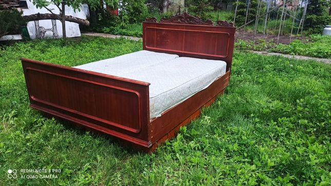 Ліжко кровать двоспальне двоспальное
