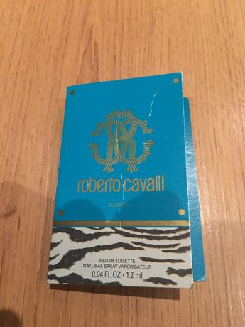 Roberto Cavalli Acqua EDT 1,2 ml