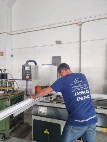 Janelas em PVC - Fabricante de janelas / portas / estores em PVC e ALU
