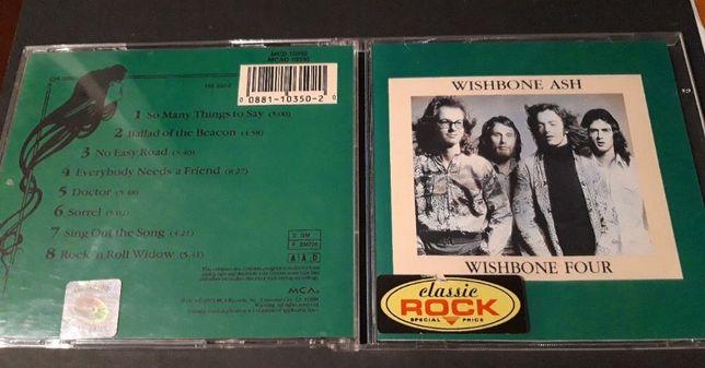 Wishbone Ash – Wishbone Four, CD 1991 UK