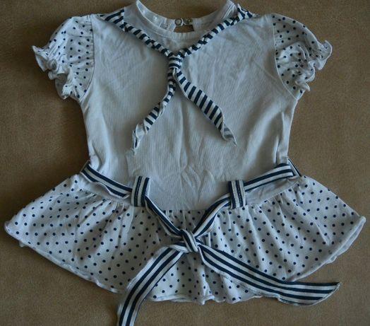 Одежда летняя на девочку до года