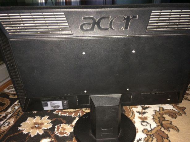 Монитор для ПК Acer, диагональ -19. Б/у.