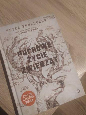 """""""Duchowe życie zwierząt"""" Petera Wohllebena"""