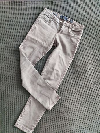 Spodnie skinny rozm. 38