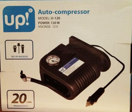 Автомобильный компрессор насос U-120