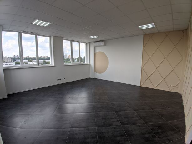 От Владельца! Новый светлый офис 38-266м2, Борщаговка, пр. Королева