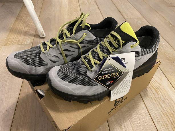 Salomon Outline GTX rozmiar 46 2/3 buty trekkingowe 30 cm