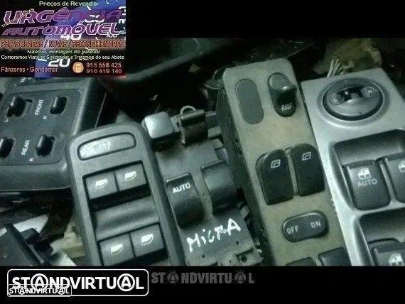 Botao Botões Comutador  Levanta vidros Clio 1990 a 2005  / Laguna 1994 a 2007  /...