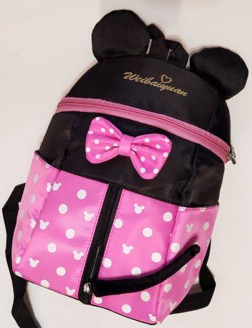 Розпродаж!!! Рюкзак дитячий Міні / Рюкзак детский Мини Маус для девочк