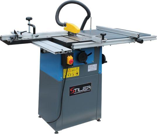 Piła stołowa pilarka tarczowa KRAJZEGA STILER TS200 60mm, FI 200 MM