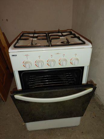 Kuchnia gazowa Zanussi
