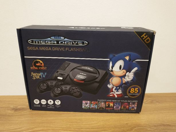 Sega Mega Drive Flashback HD konsola + 2 pady