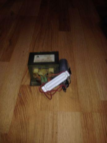 Продам трансформатор для микроволновки с конденсатором.