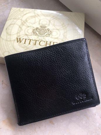 Wittchen portfel męski skora nowy !