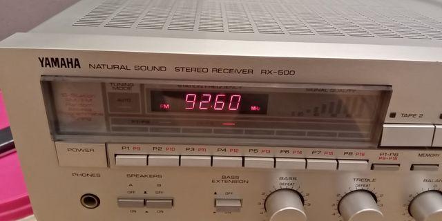 Amplituner Yamaha RX500