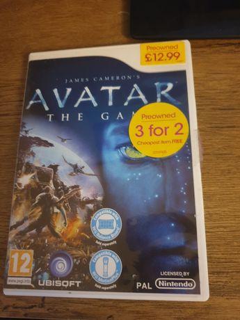 Avatar - gra Nintendo Wii