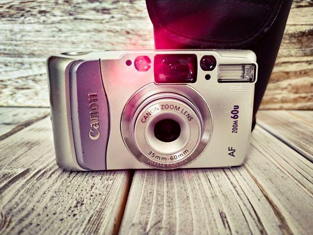 Aparat analogowy Canon Zoom 60u