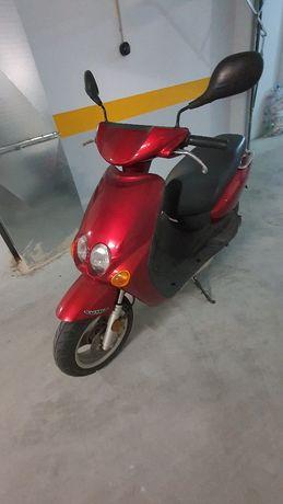 Motorizada de 50cc