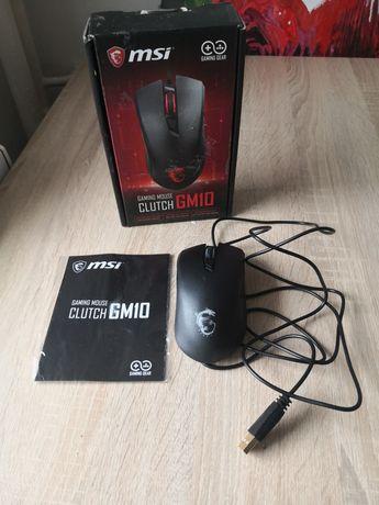 Mysz do gier msi Clutch GM10 gamingowa myszka