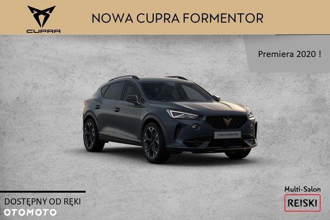 Cupra Formentor Premiera! 2.0 TSI 310 KM DSG 4DRIVE