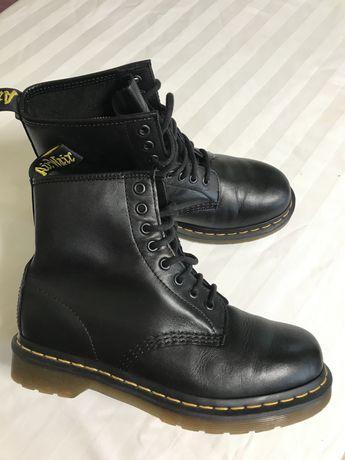 Ботинки сапоги кожаные Dr martens aw 501 39 p оригинал