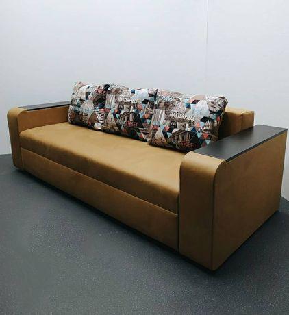 Диван Даллас еврокнижка! Двуспальный диван!Новый диван в Днепре!