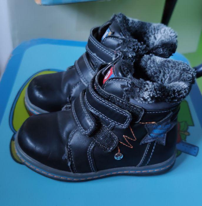 Детские зимние ботинки Апостолово - изображение 1