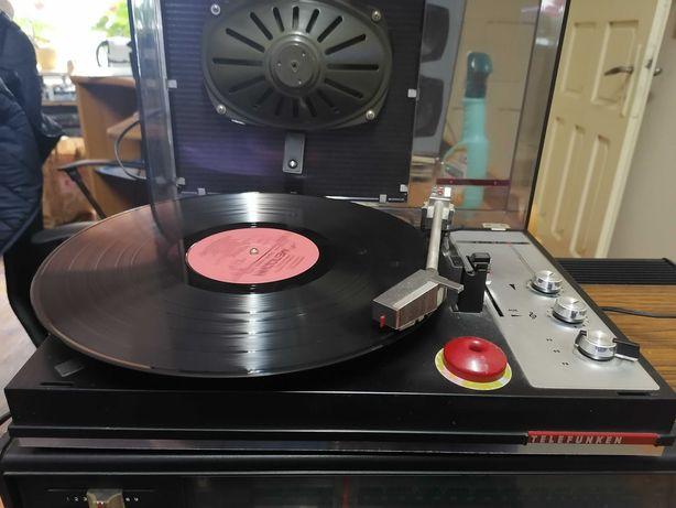 Gramofon Telefunken Liftomatic V208 , bardzo ładny