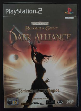 Baldur's Gate: Dark Alliance PlayStation 2