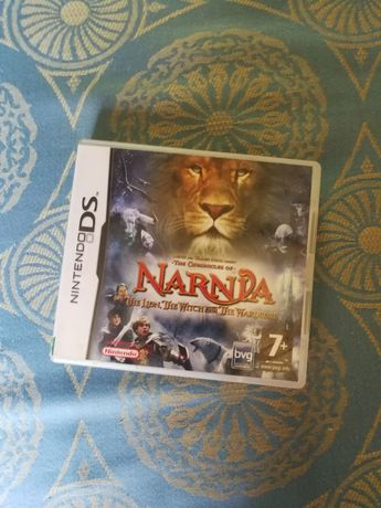 Narnia lion, witch and wardrobe jogo ds
