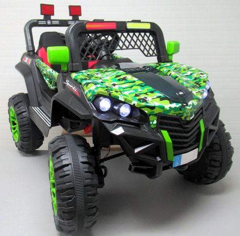 Jeep 4x4 Buggy Auto AKUMULATOR Motor Elektryczny Pojazd Quad RC Dzieci